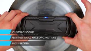 ZAAP Hydra Xtreme Premium  Bluetooth Wireless Speaker UnBoxing & Review