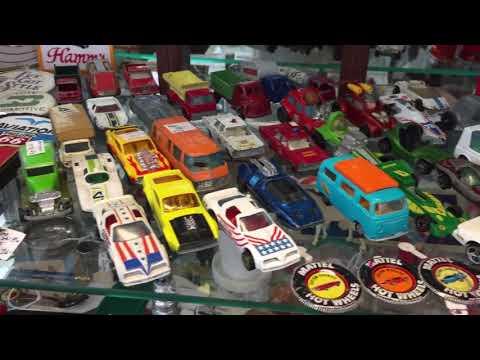 HOTWHEELS REDLINES & MATCHBOX CARS - WEST SAINT PAUL ANTIQUE MALL