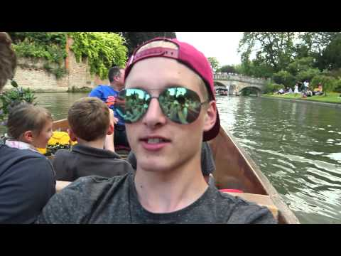 Cambridge Punting Action
