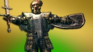 Dark Souls - My Old Characters! (Return To Lordran)
