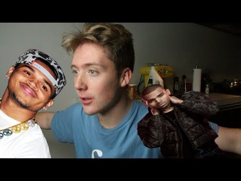 Chris Brown - Only 4 Me (Reaction) Ft. Ty Dolla $ign, Verse Simmonds
