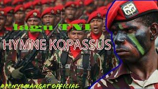 HYMNE Kopassus/Mars Kopassus Komando Lagu Tentara yang bikin merinding+Lyrik