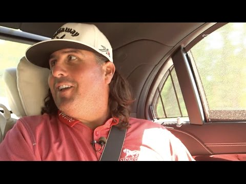 Backseat Driver: Pat Perez has Great Stories for Days