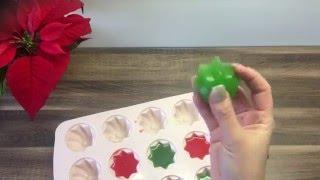 DIY Dusch Jellys, tolle Geschenkidee, basteln für Weihnachten, Muttertag, Valentinstag, Geburtstag