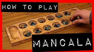 Mancala | How to Play | MrCoganTube