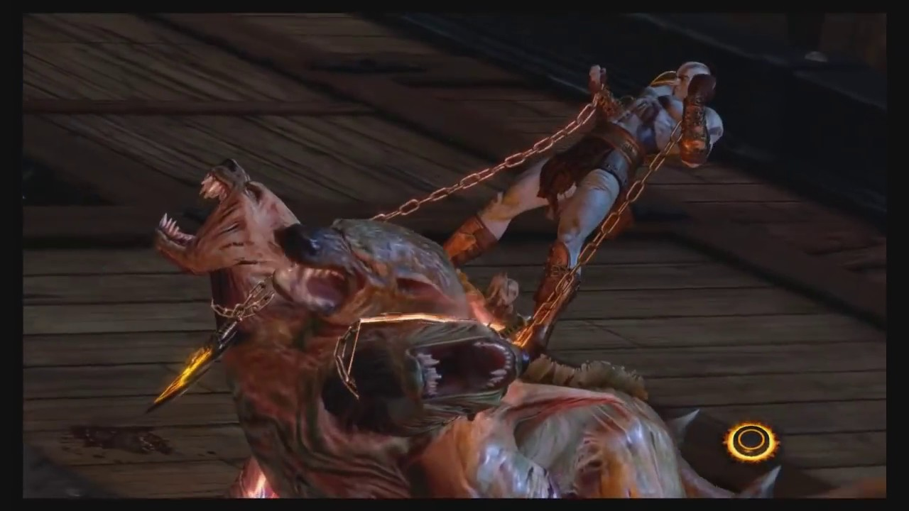 God Of War Gameplay God Of War 3 Wa...