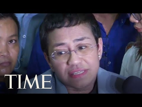 Philippines Journalist Maria Ressa Released On Bail After Arrest For 'Cyber Libel' | TIME Mp3