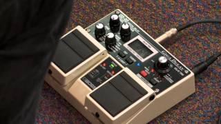 vuclip Boss DD-20 Giga Delay Guitar Pedal Overview | Full Compass