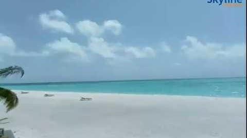 Live Webcam Maldives Meeru Island - Time Lapse