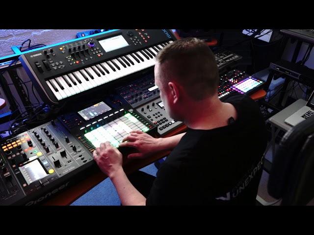 Objective // Progressive House // Live Performance Mix Set