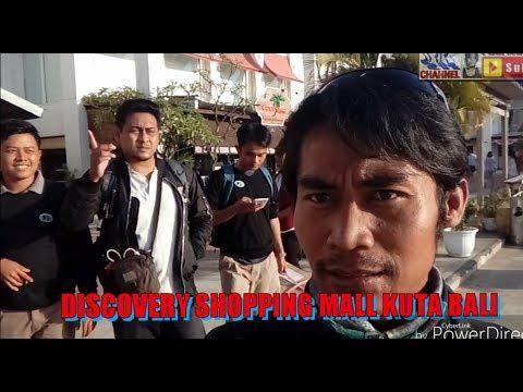 DISCOVERY SHOPPING MALL KUTA BALI RECOMENDED DESTINATION IN BALI ISLAND