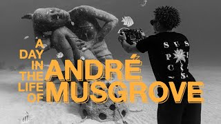 NO PLACE HE'D RATHER BE | ANDRÉ MUSGROVE