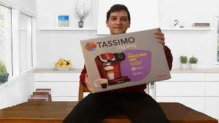 Unboxing Tassimo My Way / Bosc…