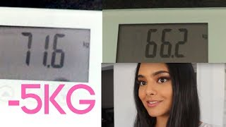 I Lost 5kg in 5days | Drinking Meal Replacement Shakes ONLY