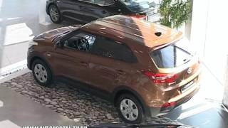 Тест драйв Hyundai CRETA Часть 1
