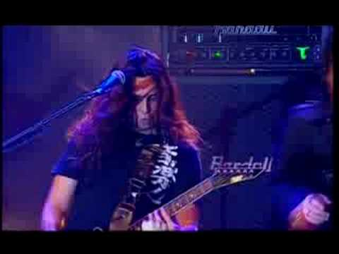 Firewind - Into The Fire (Live in Thessaloniki '08)