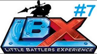 (FR) Little Battle Expérience (LBX) Saison 1 Episode 7: Un Aller Simple Pour Le Docteur Yamano