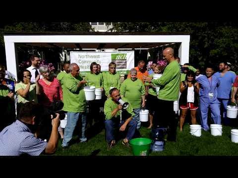 Northwest Community Healthcare ALS Ice Bucket Challenge