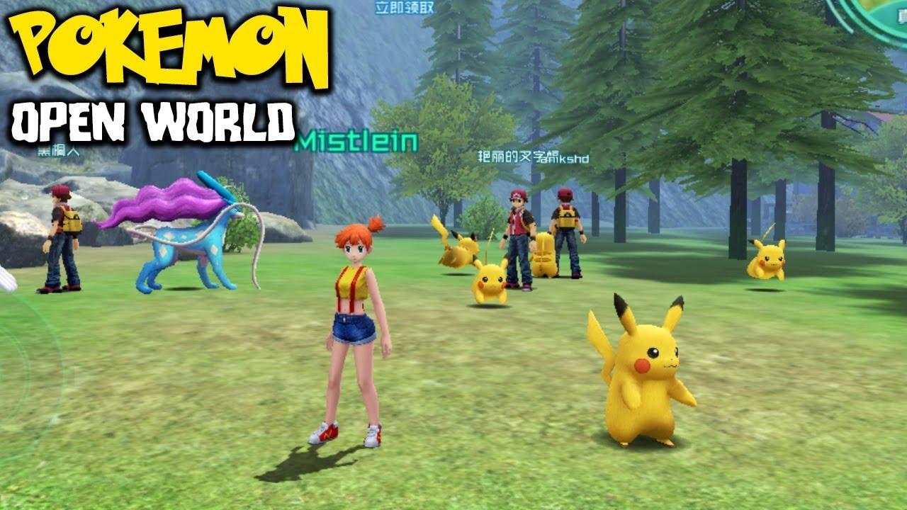 Pokemon Counter Attack (JOGO DE AÇÃO ) Para celular android