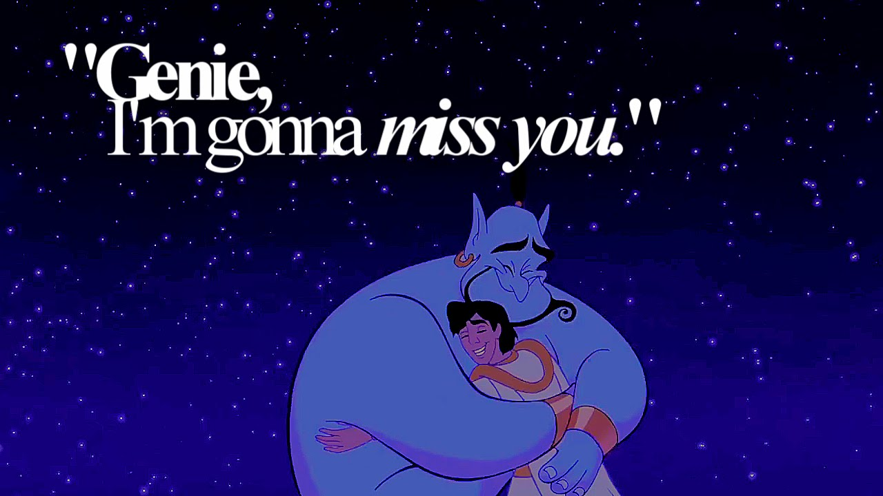 Always All For You Genie Tribute Youtube