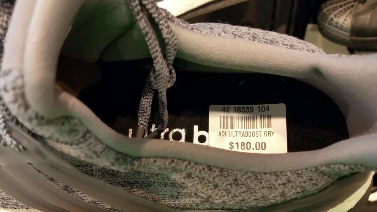 New In Box Adidas Ultra Boost 3.0 Multicolor Size 11 w/ receipt