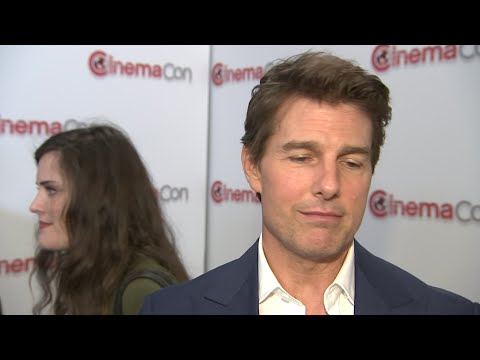 Cruise not ready for 'Mission: Impossible' departure