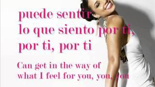 No One- Alicia Keys (Inglés- español) lyrics