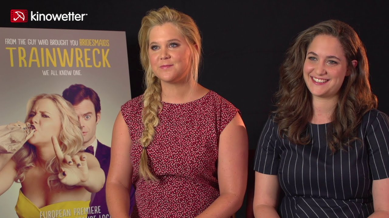 "Amy Schumer visits ""The Daily Show"" on August 3, 2015 in New York"