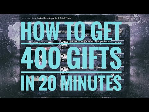 Lords Mobile - How To Get 400 Gifts In 20 Minutes