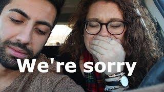 we're breaking up... (not clickbait)