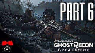 KRYOSPÁNEK A TERORISTI! | Ghost Recon: Breakpoint feat. FlyGunCZ #6