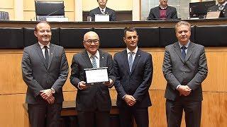 Sessão Especial comemora 110 anos da imigração japonesa no Brasil