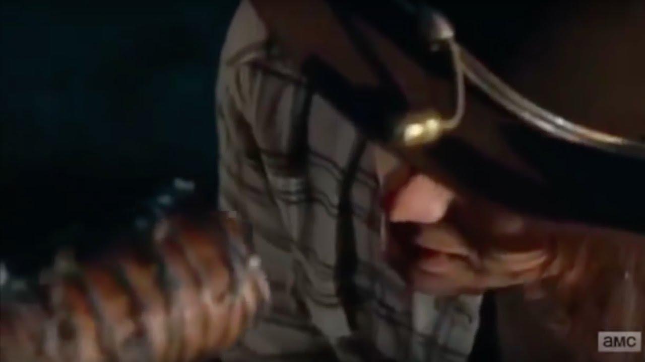 TWD - Negan Kills Carl (edit)
