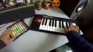 Video Alan Walker - The Spectre Launchpad and Launchkey Cover ( FREE FLP) download MP3, 3GP, MP4, WEBM, AVI, FLV Juli 2018