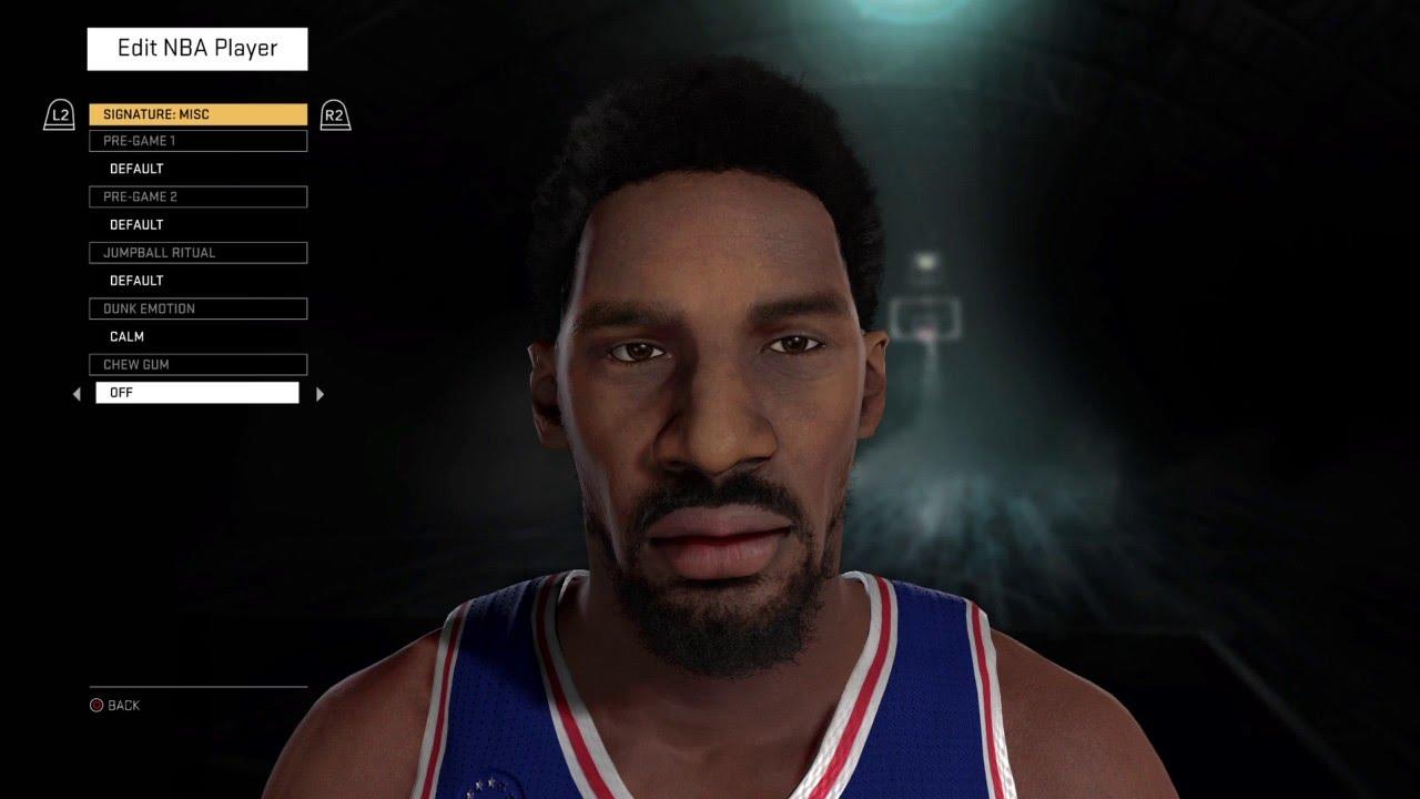NBA 2K16 Caldwell Jones