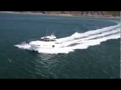 Princess Yachts - V62 | V Class Sports Yachts