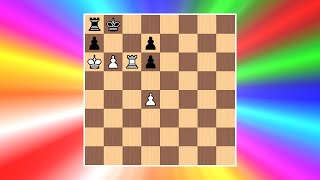 Cool Chess Puzzle #6 - A. S. Selesniev