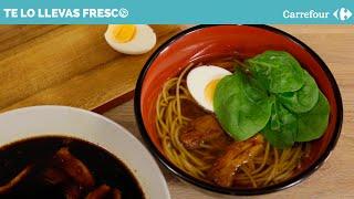 EL COMIDISTA | Haz ramen japonés con productos de aquí