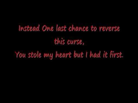 Escape The Fate-Reverse This Curse Lyrics