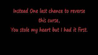 Escape The Fate-Reverse This Curse Lyrics