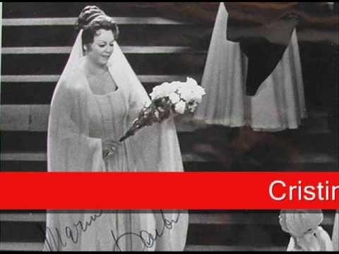 Cristina deutekom bellini norma 39 casta diva 39 youtube - Norma casta diva testo ...