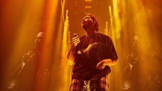 """Post Malone - """"Allergic"""" Live (Boston 2019) 4K"""