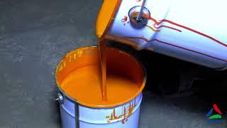 Полиуретановая краска по металлу