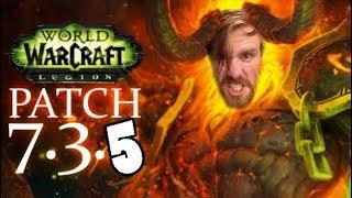 Guild Raid Night - Heroic Antorus! St Pattys Day! | Good Evening Azeroth | World of Warcraft Legion