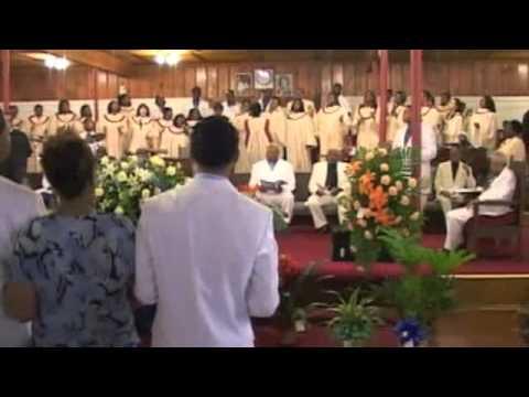 Pastor Charles Edward Johnson HomeGoing Service 1-22-2011