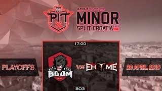 [DOTA 2] BOOM ID VS Ehome (BO3) - AMD OGA Dota Pit Minor Playoffs Day 2
