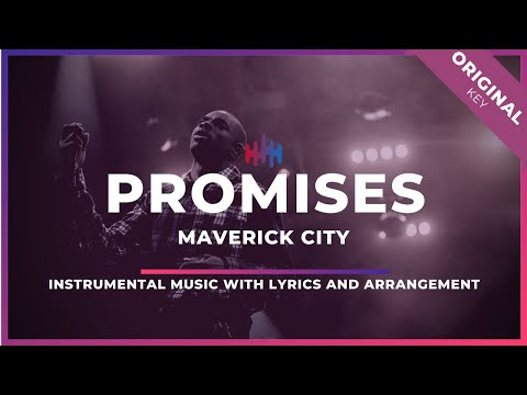 Promises (feat. Joe L Barnes & Naomi Raine) - Maverick City | TRIBL Music Instrumental Full Band