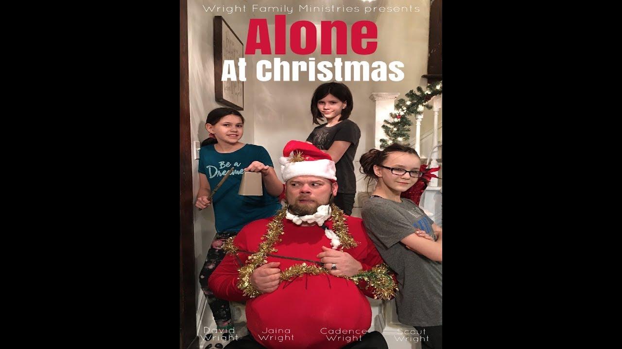 Alone At Christmas