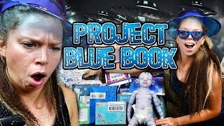 Gambar cover PROJECT BLUE BOOK!- Sassy Mail Unboxing!