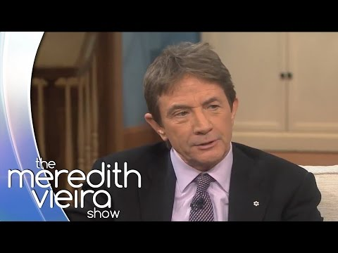 Martin Short On Losing His Wife  The Meredith Vieira